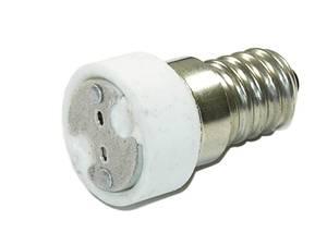 Bilde av E14 adapter til G4 / MR16