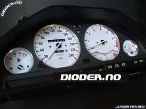 Bilde av BMW E30 aluringer til